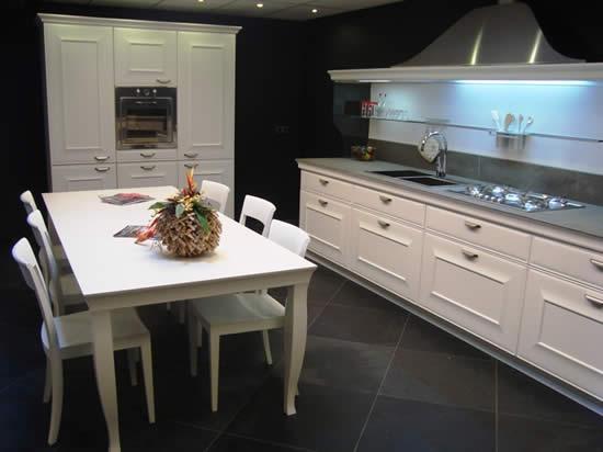snaidero gioconda showroom kitchen